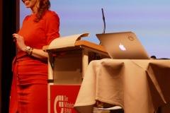 Rebecca Soetebier referiert beim BVMW Jahresempfang 2020