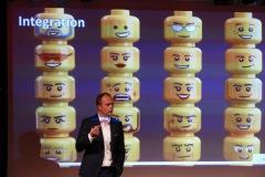 Nico Lüdemann erläutert den integrativen Ansatz von Gamification in der Organisationsentwicklung