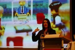 Inga Knoche referiert zu Gamification in der Personalentwicklung