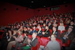 Voller Saal beim 18. acocon Kinoforum