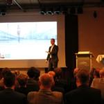 Nico Lüdemann referiert beim BVMW Jahresempfang 2019
